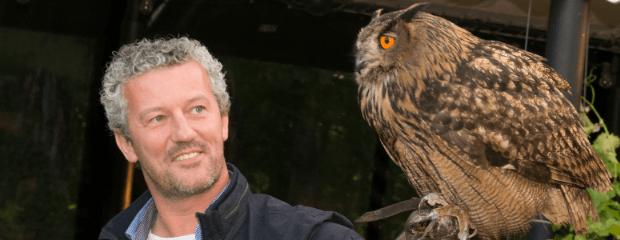 Vogel Fred van der Veer